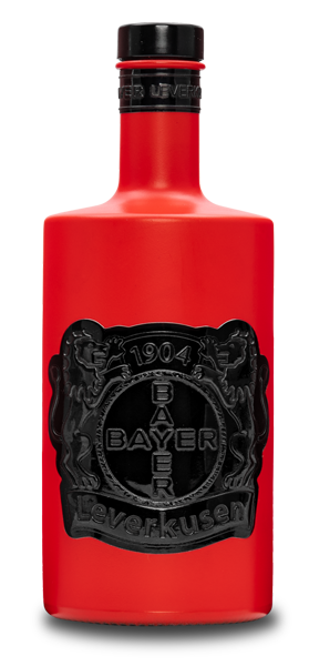 Luxury Bottle GmbH - Bayer 04 Leverkusen Partner Gin Rot